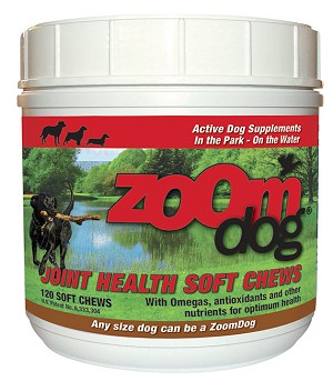 NEW!!! ZoomDog Joint Health Soft Chews, 120 ct