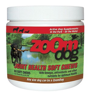 NEW!!! ZoomDog Joint Health Soft Chews, 60 ct